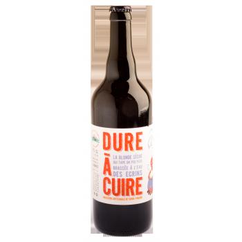 Bière ambrée artisanale La Dure à cuire .Brasserie de Serre-Ponçon, producteur Pacaa-Panier