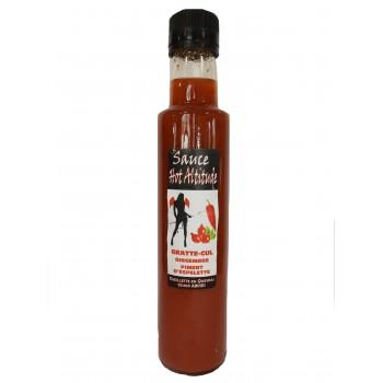 sauce piquante au gratte cul