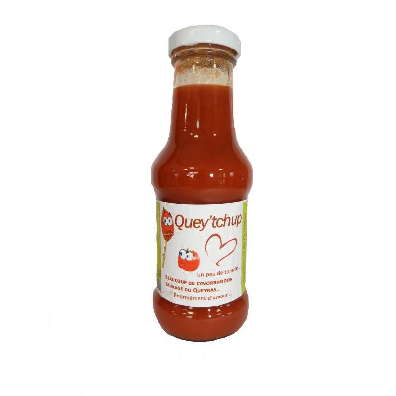 ketchup au cynorrhodon