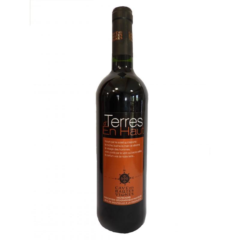 Vin Rouge IGP Hautes Alpes