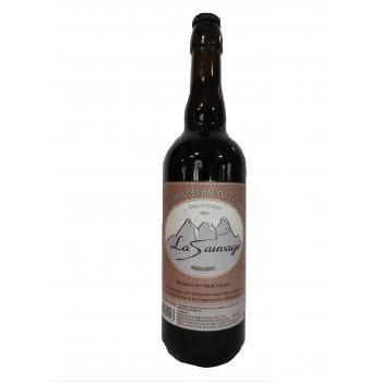bière brune de Haute Ubaye