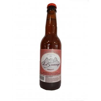 biere Ambrée de Haute Ubaye