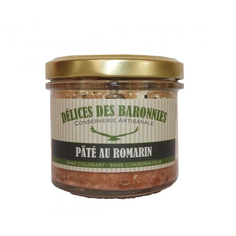 Paté au romarin