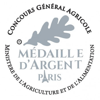 médaille d'argent 2020 au concours général agricole