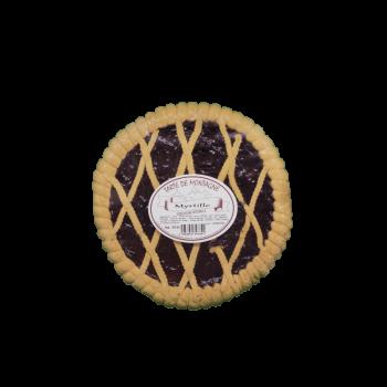 """colis """"bin d'chez nous"""" tarte aux fruits. Maison Lamorlette charcuterie boucherie."""