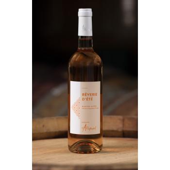Vin rosé domaine Allemand