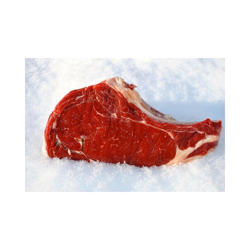 entrecôte de boeuf de la maison Lamorlette pour le colis de viande colis de luxe