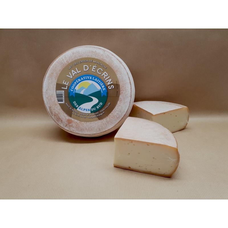 Fromage e Val d'écrins de la coopérative laitière des alpes du sud