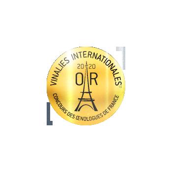 """Médaillé d'or au concours Vinalies internationales 2019 et 2020 pur Apple des cimes et sa boissons """"la pomme givrée"""""""