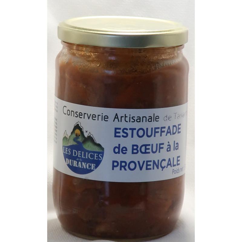 Estoufade des délices de la Durance, un producteur PACAA Panier basé à Tallard