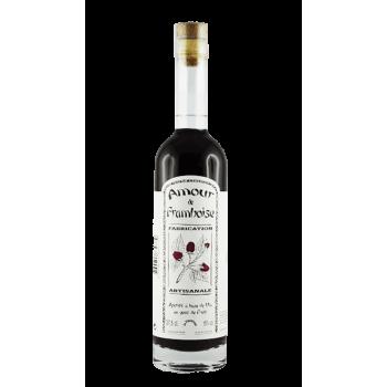 Amour de framboise vin aromatisé