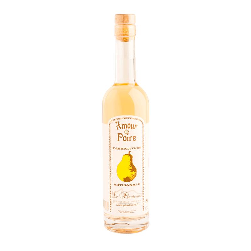 Amour de poire vin aromatisé