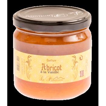 Confiture Abricot à la Vanille Plantivore