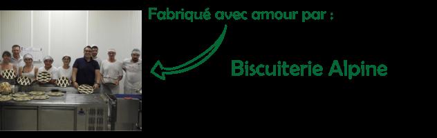 Biscuiterie Alpine