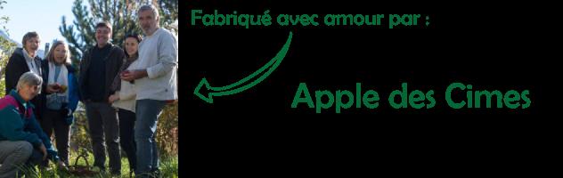 Apple des Cimes