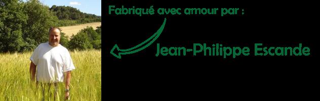 Escande Jean-Philippe